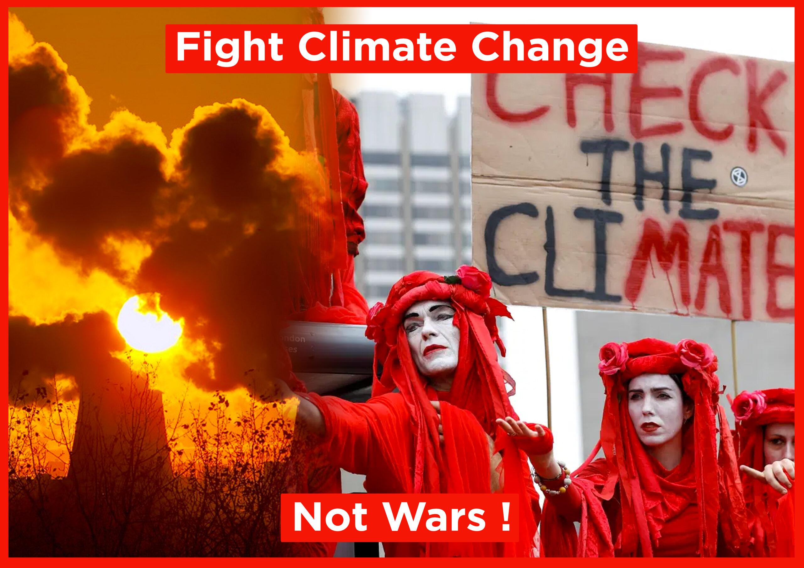 Barbara Kruger-fight-climate change