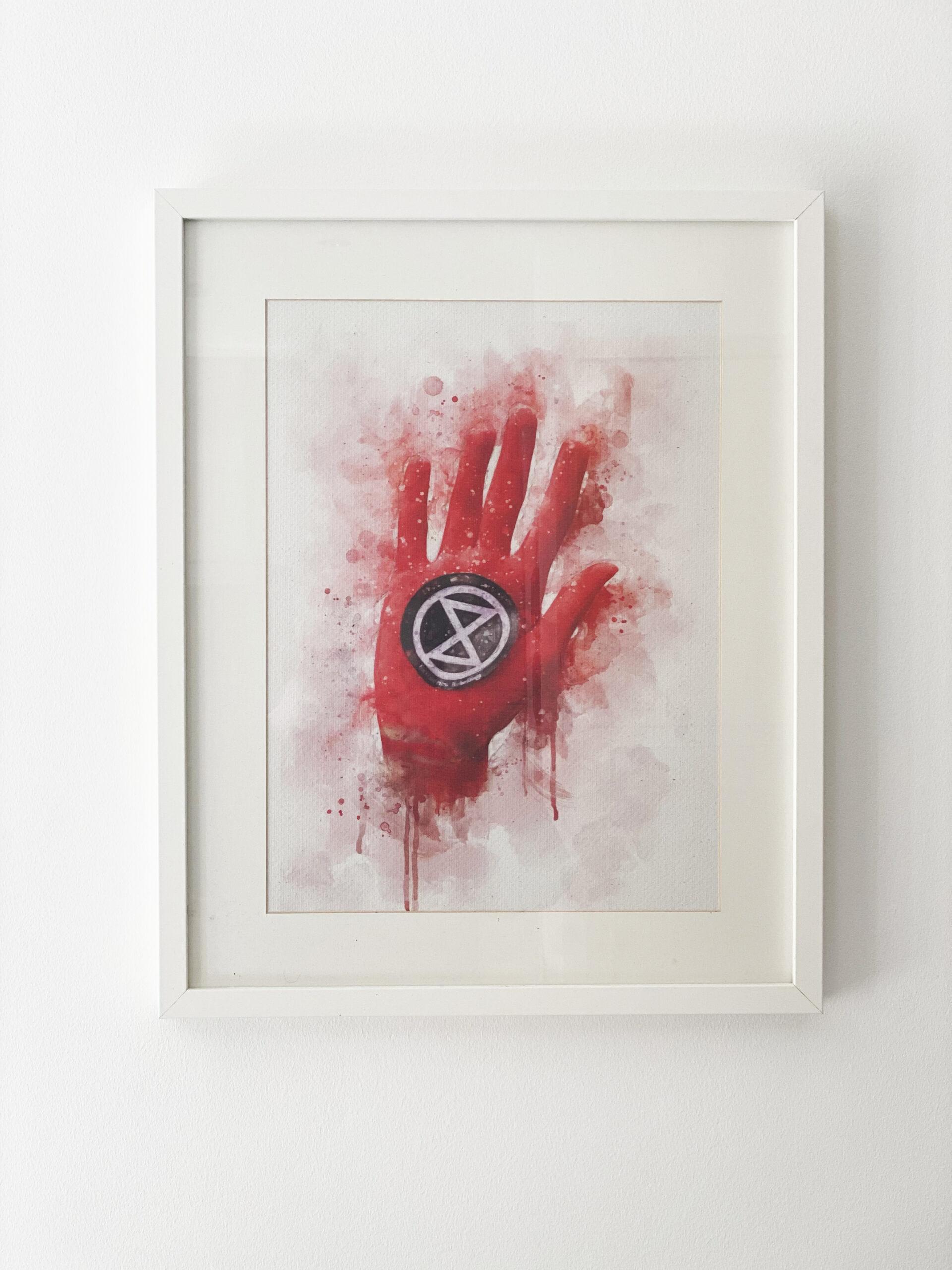 Red Hand of Extinction Rebellion