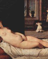 Titian – Venus of Urbino (Venere di Urbino)